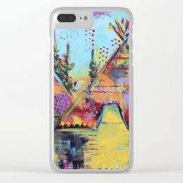 True North Clear iPhone Case