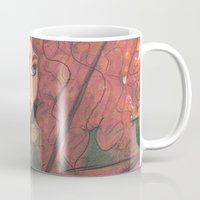 merida Mugs featuring Merida by carotoki art and love
