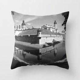 Belarus. Grodno. Throw Pillow