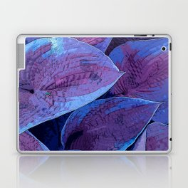 Hosta Purple Pantone 2018 Laptop & iPad Skin