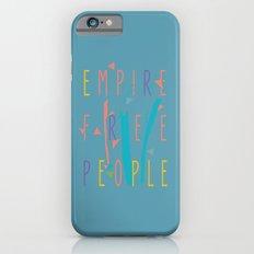 the enlightened one iPhone 6s Slim Case