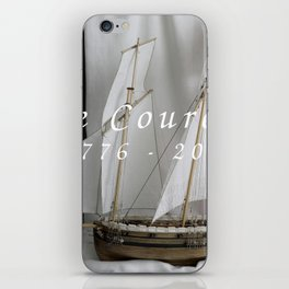 Le Coureur, 250 years iPhone Skin
