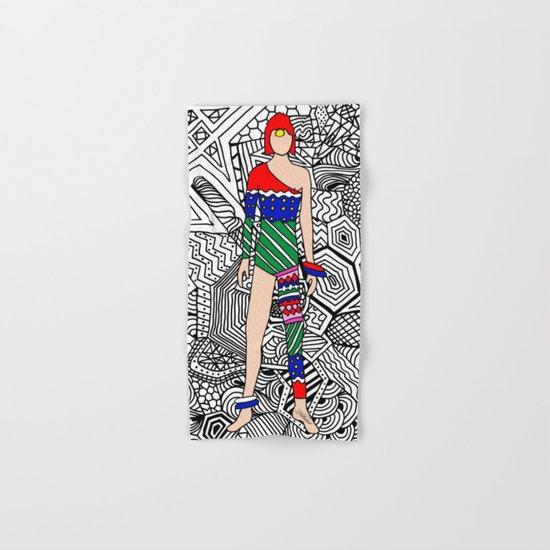 Bowie Fashion 7.5 Hand & Bath Towel