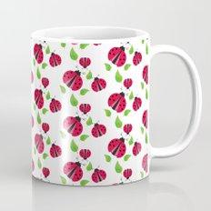 Ladybird pattern Mug