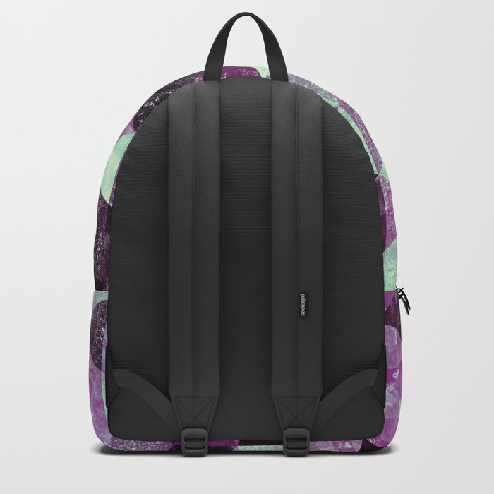 Abstract Geometric Background #22 Backpack