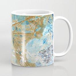 Siren and the Ship Coffee Mug