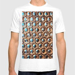 Manhattan Sidewalk Vault Lights T-shirt