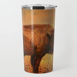 Buffalo Dreams Travel Mug
