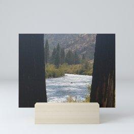 Sierra Stream Mini Art Print