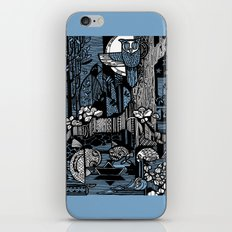 Night iPhone & iPod Skin