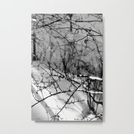 The Last Survivor Metal Print