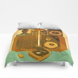 RECORD ROOM Comforters