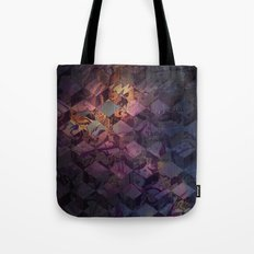 Heroine pattern Tote Bag