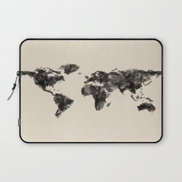 a painted world.  Laptop Sleeve