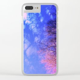 Blush Clear iPhone Case