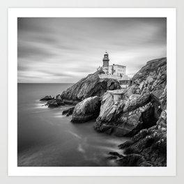 The Baily Lighthouse - Ireland  (RR112) Art Print