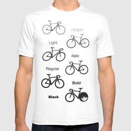 Bike Family T-shirt