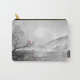 The red sounds and poems, Chapter II Carry-All Pouch