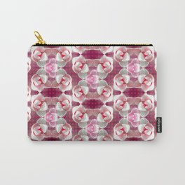 Magnoliama Glama (Maroon) Carry-All Pouch