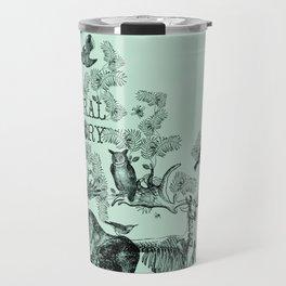 Natural History Travel Mug