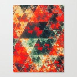 Mosaic 1.2 Canvas Print