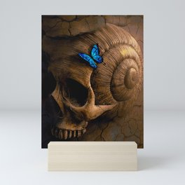 The Beauty In Death Mini Art Print