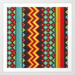 Mexico Art Print