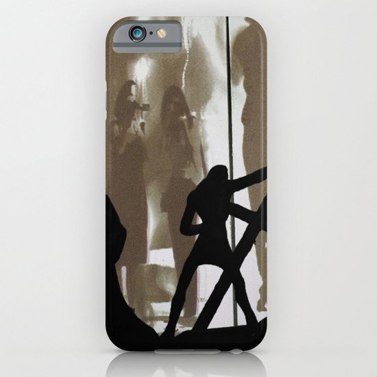 silhouette's iPhone & iPod Case