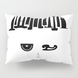 the world inside your head | Architect Pillow Sham