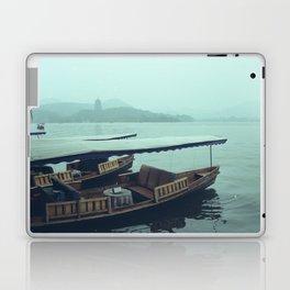 Down by the lake Laptop & iPad Skin