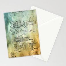 Tremolo patent Stationery Cards