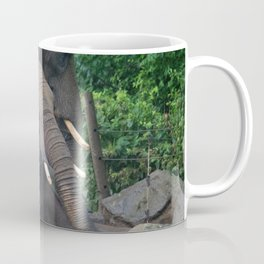 Elephants Eye Coffee Mug