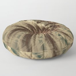 Old Growth #6 Floor Pillow
