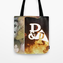 """""""Exposition Impossible"""" - Dungeons & Doritos Tote Bag"""