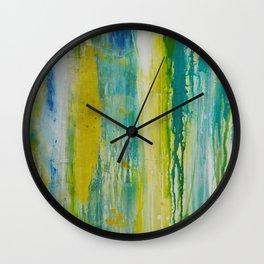 Cut Grass 1 Wall Clock