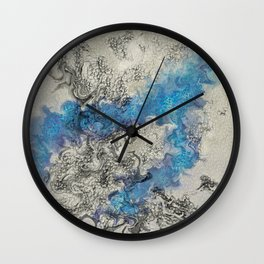 Mists of the Abyss Wall Clock