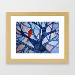 Presentiment Framed Art Print