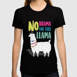 Llama No Drama T-shirt