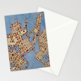 Cipher n. 16 Stationery Cards