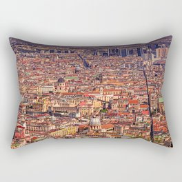 Italian city Rectangular Pillow