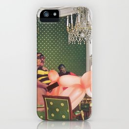 Good Good Times iPhone Case