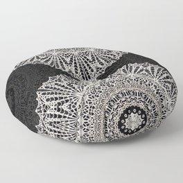 Mandala Mehndi Style G384 Floor Pillow