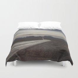 Wanderlust Road - Desert Moods Duvet Cover