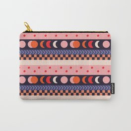 Fanciful Tomorrow - Pattern 5 / Moon Child Carry-All Pouch
