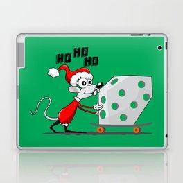 MOUSE CHRISTMAS Laptop & iPad Skin