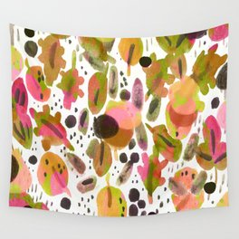 Warm & Punchy Wall Tapestry