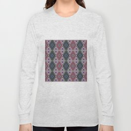 Indian Designs 72 Long Sleeve T-shirt