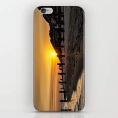 Crow Point iPhone & iPod Skin