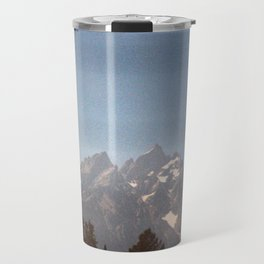 Leaving the Tetons Travel Mug