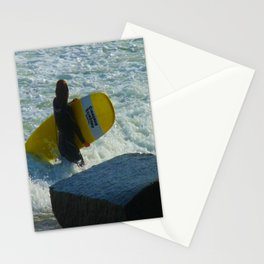 Little Surfer Girl Stationery Cards